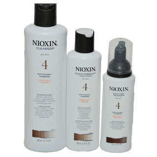 Intuitive Hair Nioxin Professional Hair Products